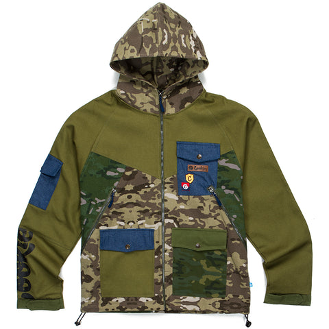 Backcountry Hooded Jacket