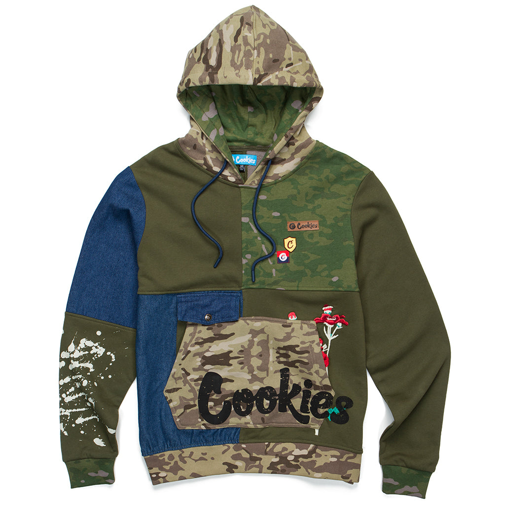 Backcountry Pullover Hoodie