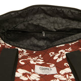 CKS x IN4MATION Large Duffel Bag (Floral)