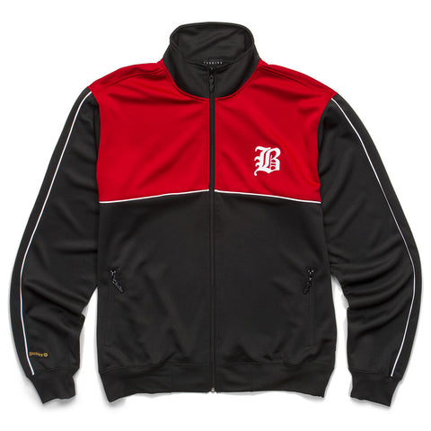 Bookies Zip-up (Black)