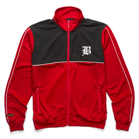Bookies Zip-up (Red)