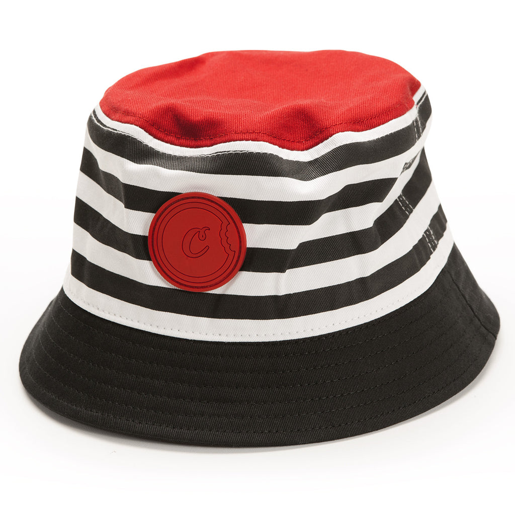 Yacht Bucket Hat (Red)