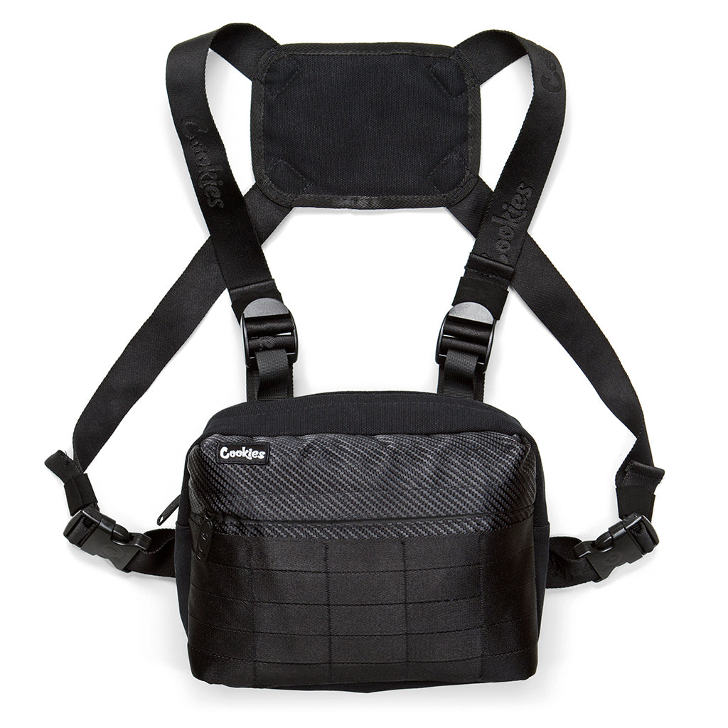 Bulletproof Smell Proof Chest Rig