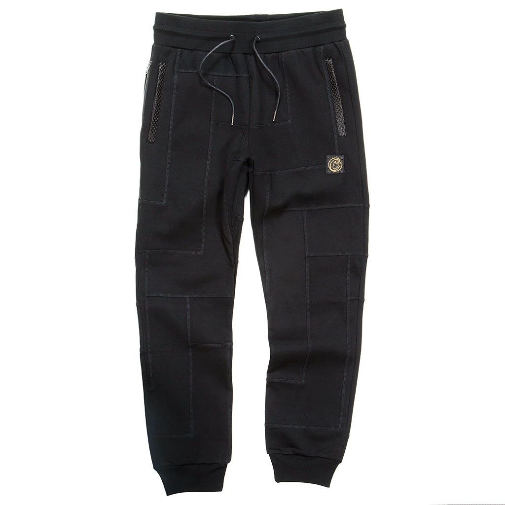 Bulletproof Paneled Sweatpants