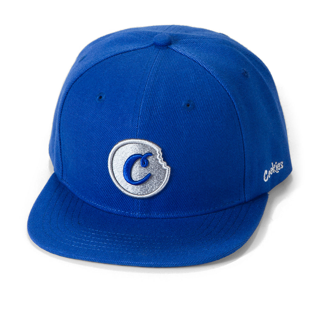 C-Bite Snapback (Royal/Grey)