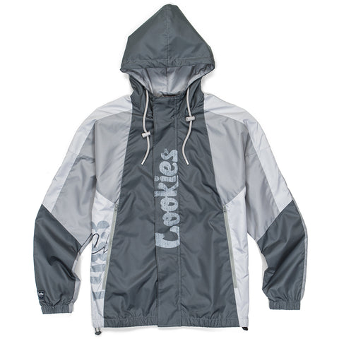 Cookies Campus Nylon Hooded Jacket