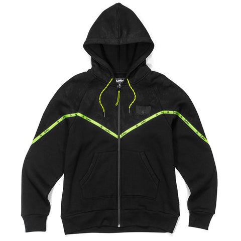 Citadel Fleece Zip Up Hoodie