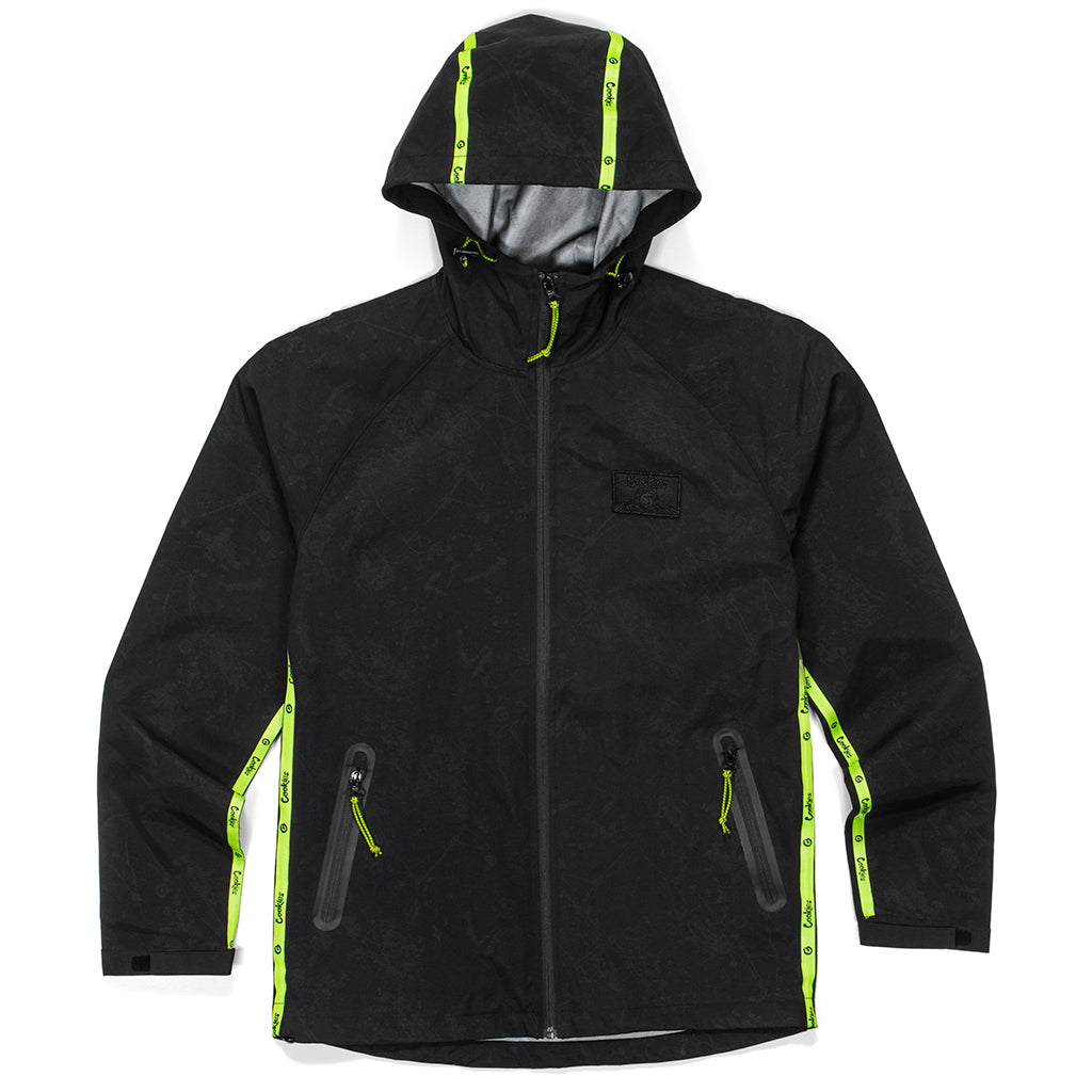 Citadel Water Resistant Hooded Jacket