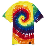 Thin Mint Tie Dye Tee (Rainbow)