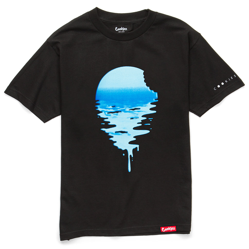 Cookie Melt Tee (Black