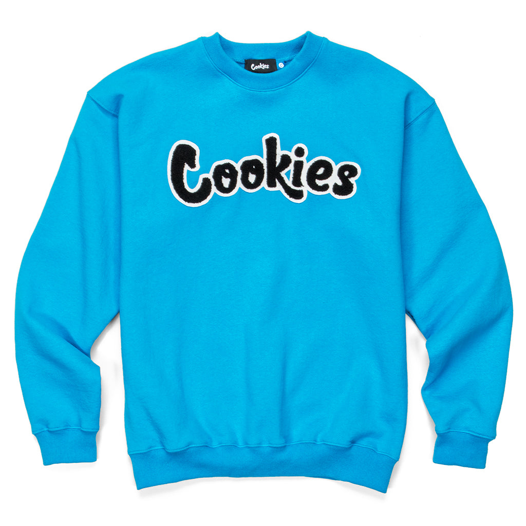 Cookies Deluxe Original Mint Crewneck