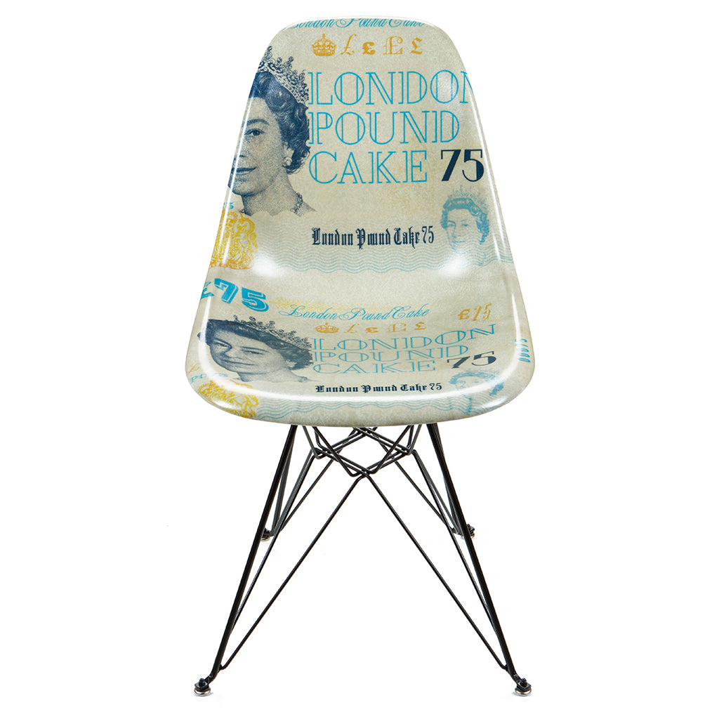 Cookies x Modernica London Pound Cake 75 Chair