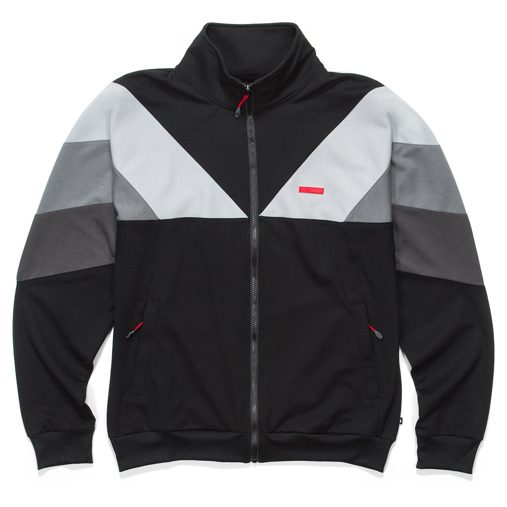 Corleone Interlock Pieced Track Jacket