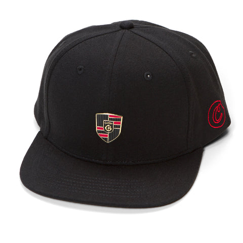 Daytona Snapback with Logo Patch
