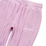 Dipset Velour Sweats (Pink)