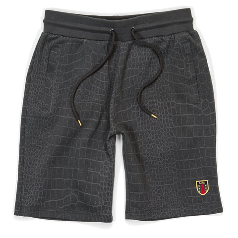 Everglade Jacquarded Shorts