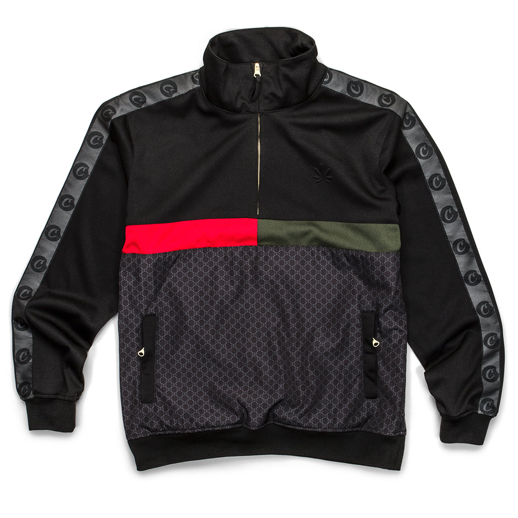 Familia Poly Knit Track Jacket