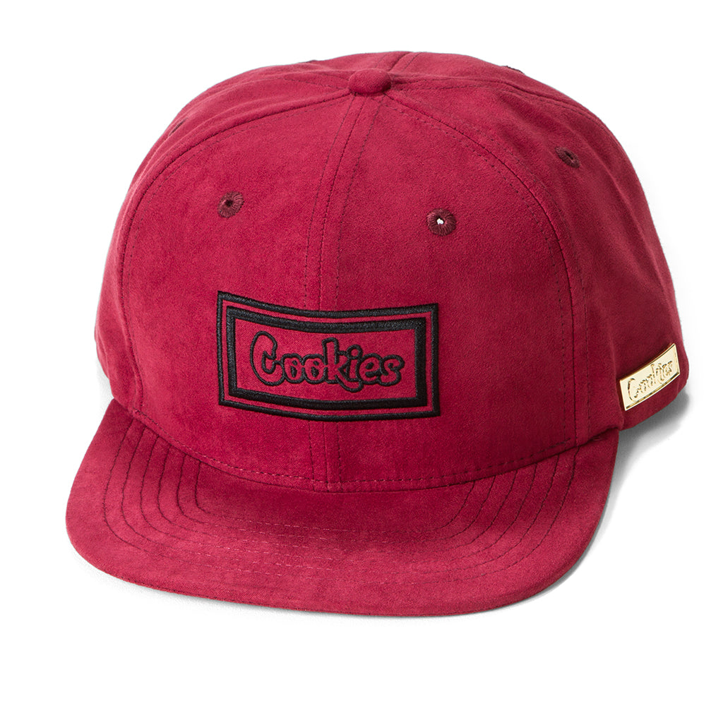 Fifth Ave Embossed Strapback