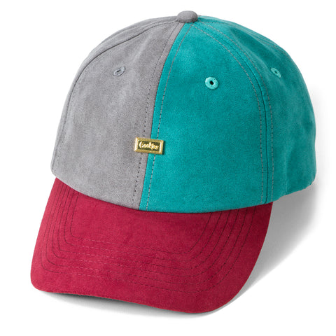 Fifth Ave Tri Color Dad Cap