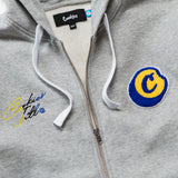 Flip The Script Fleece Zip Hoodie