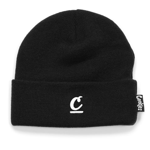 French Open Beanie (Black)