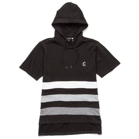 French Open Hooded Knits