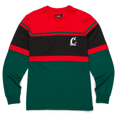 Front Runner L/S Jersey Knit