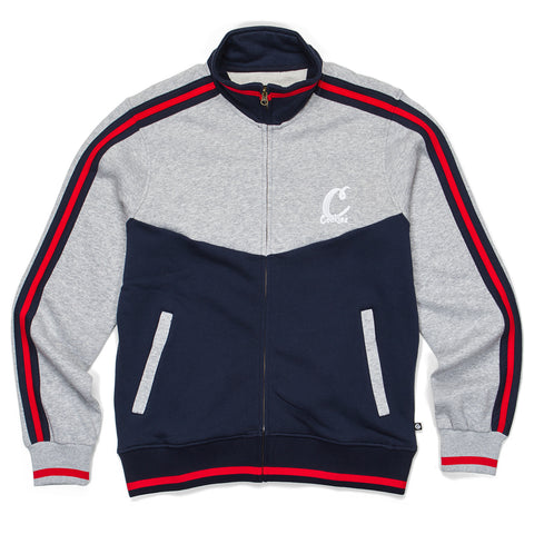Front Runner Fleece Mock Zip Up
