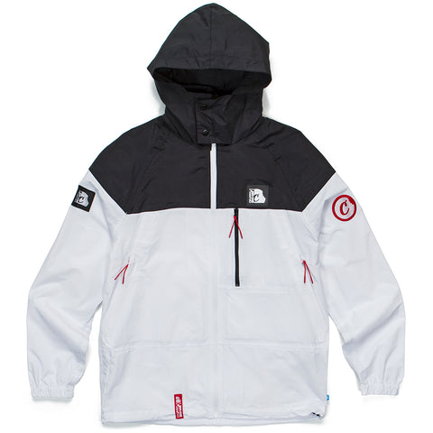 Glaciers of Ice Hooded Jacket