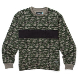 Harvest Camo Fleece Crewneck