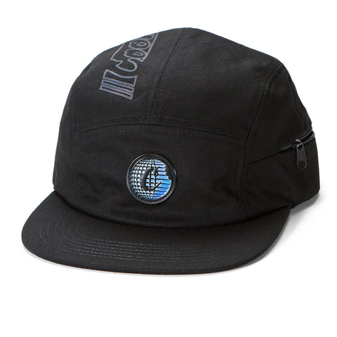 Hologram 5 Panel Hat