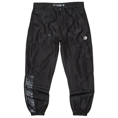 Hologram Nylon Wind Jogger