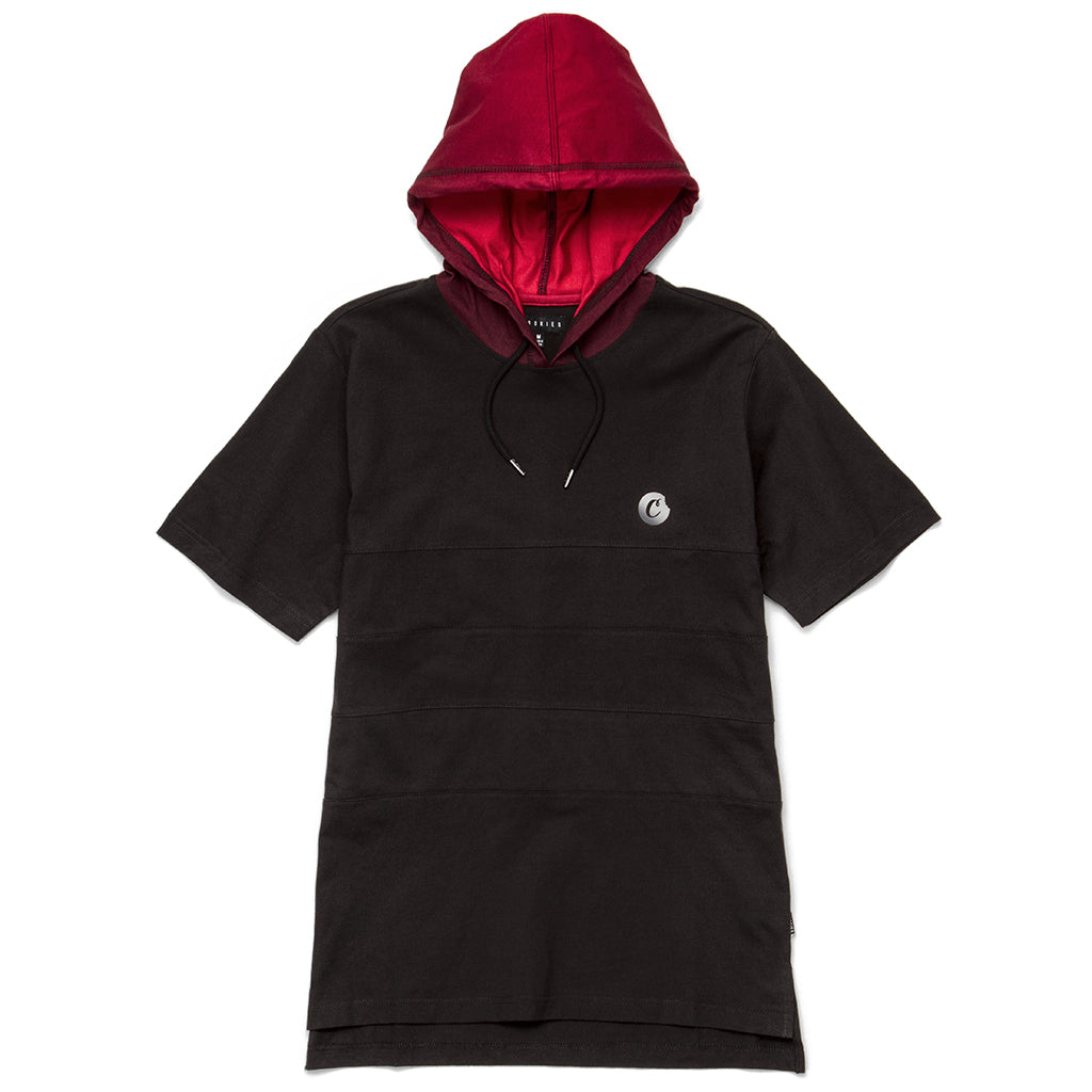 Horizon S/S Hooded Knit (Black)