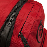 Daily Planner Nylon Backpack - RED