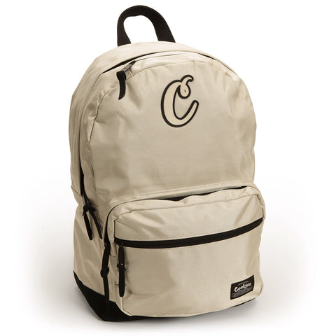 Daily Planner Nylon Backpack - CREAM