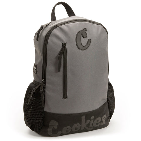 Thin Mint Nylon Backpack - GREY