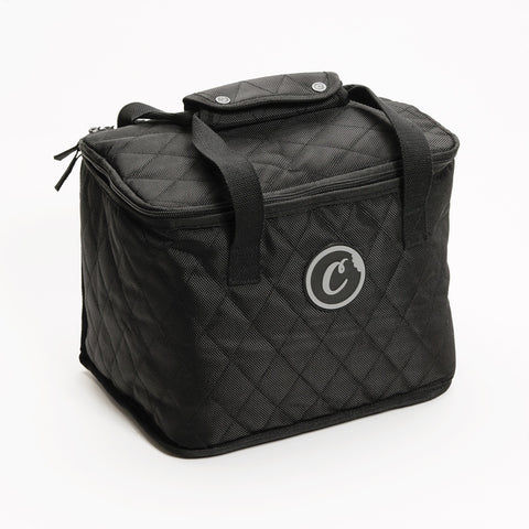Cookies Smell Proof Lunch Bag (Black)