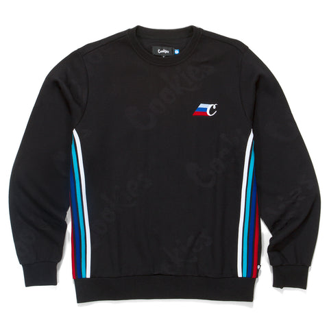 M3 Jacquarded Crewneck
