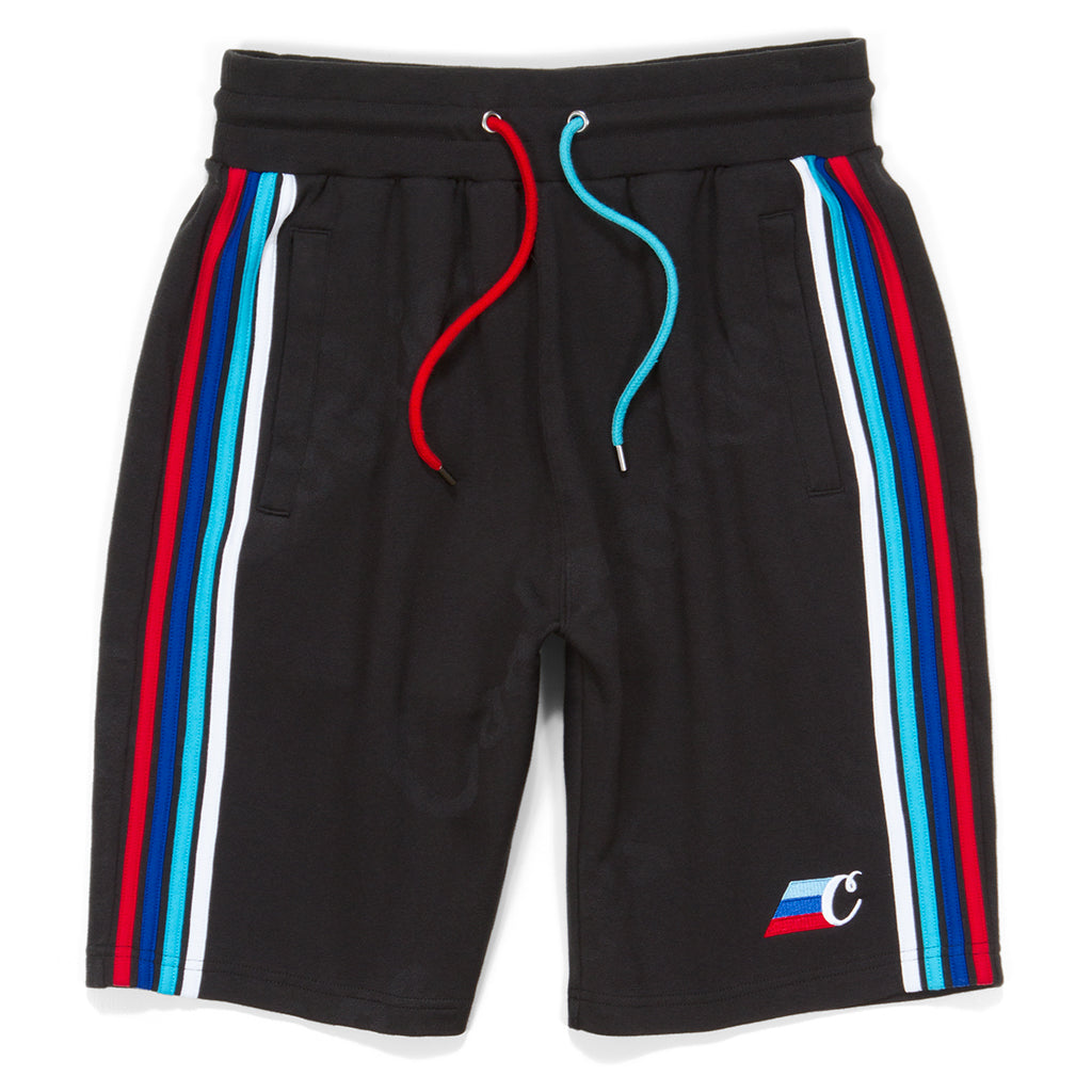 M3 Jacquarded Fleece Shorts