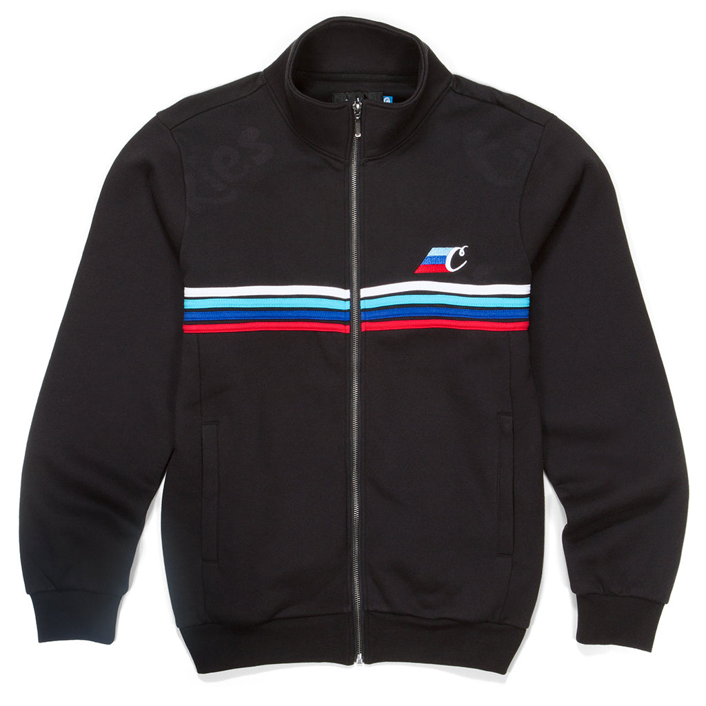 M3 Jacquarded Track Jacket