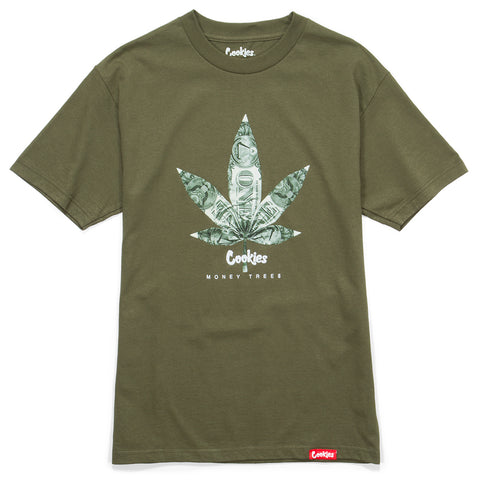 Money Tree Tee (Olive)