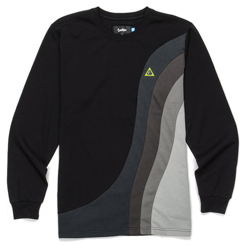 Ninety Five Pieced Jersey L/S Knit