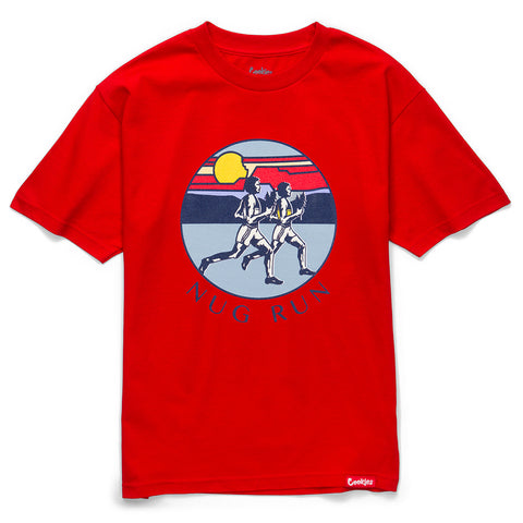 Nug Run Tee (Red)