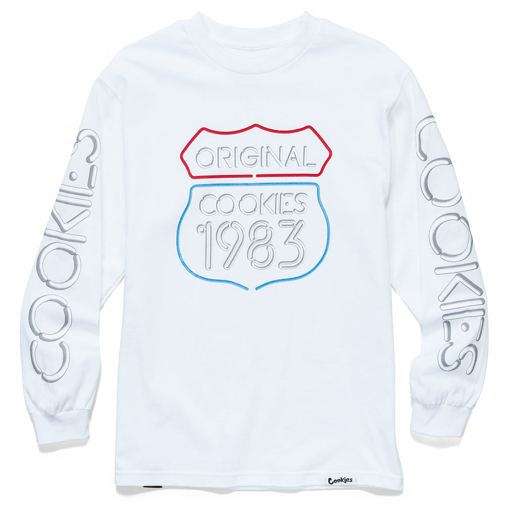 On That Interstate L/S Tee