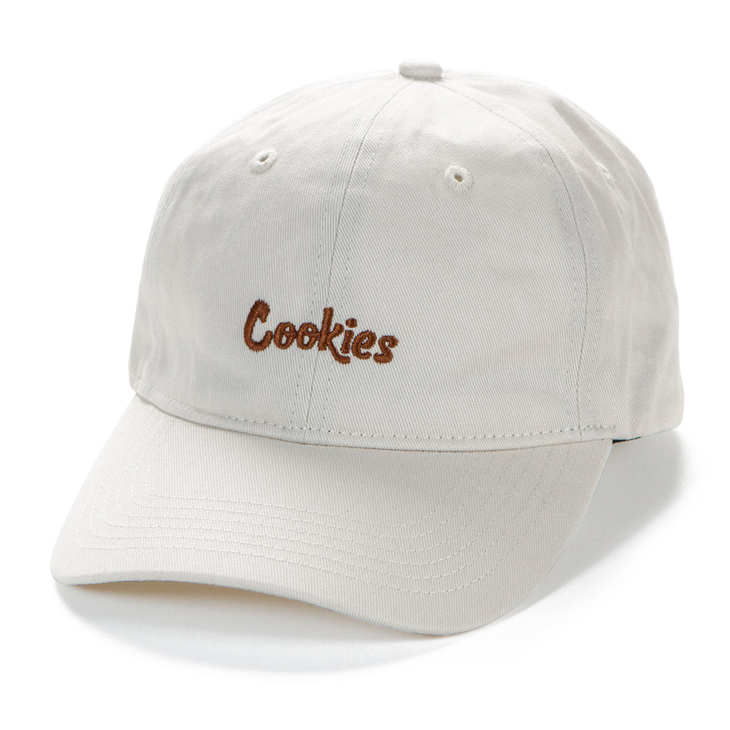 Original Logo Cream Dad Cap