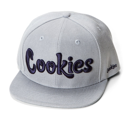 Original Logo Snap (Heather/Navy)