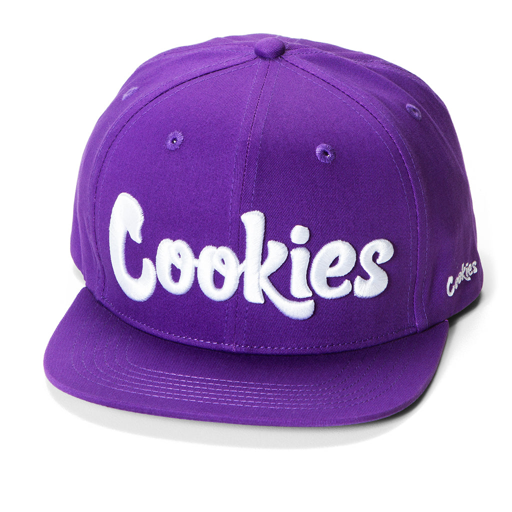 Original Logo Snap (Purple/White)
