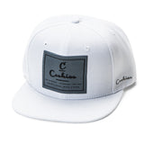 Patch Logo Hat (White)