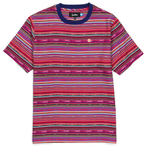 Peruvian Jaquared S/S Knit
