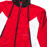 Pylon Nylon Hooded Jacket
